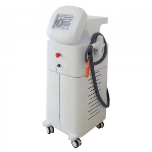 vertical non chanel 808nm Diode Laser Hair Removal Machine