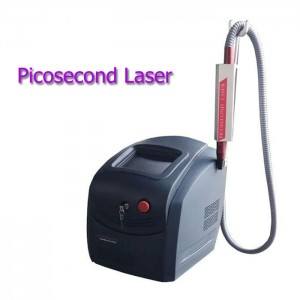 New Picosecond laser 2017