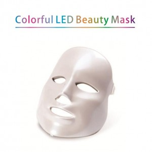 7 Color LED Beauty Mask